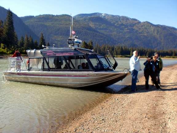 www.summitcharters.com, Wrangell, Alaska
