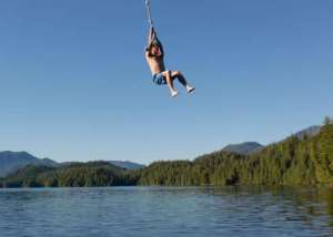 Boom Swing on Safari Quest
