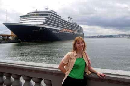 Cruise ship dock, San Juan Puerto Rico
