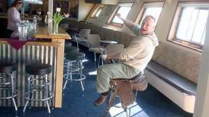 bar on the Wilderness Discoverer