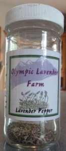 Lavender Pepper