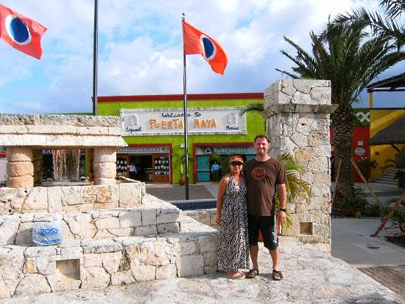 Puerta Maya, Cozumel