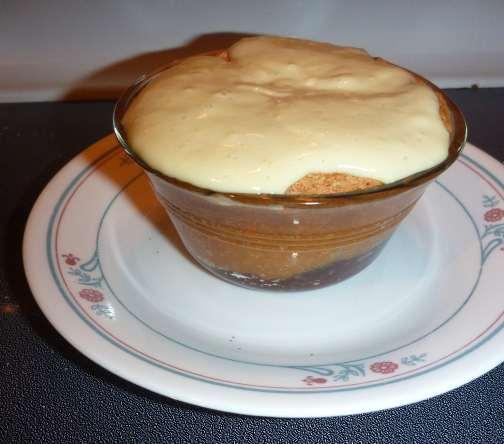 bitter & blanc brioche bread pudding