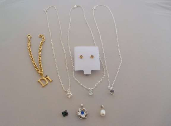 jewelry collected on Carnival cruise