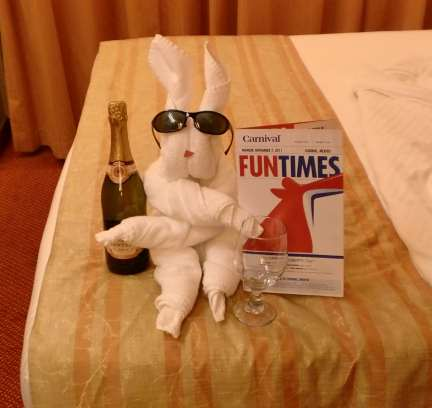 Towel Rabbit