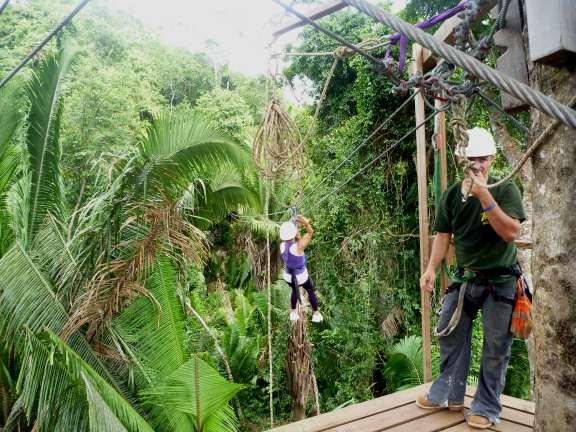 Belize shore excursion, Caribbean cruise