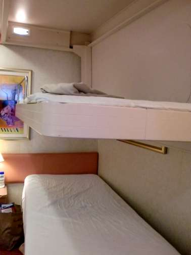 Choosing Your Cruise Ship Cabin Cruise Stories
