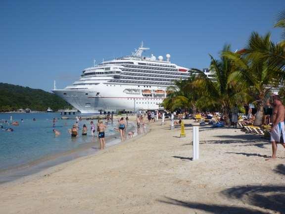 Isla Rotan, Honduras