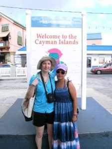 Georgetown, Grand Cayman, tender pier