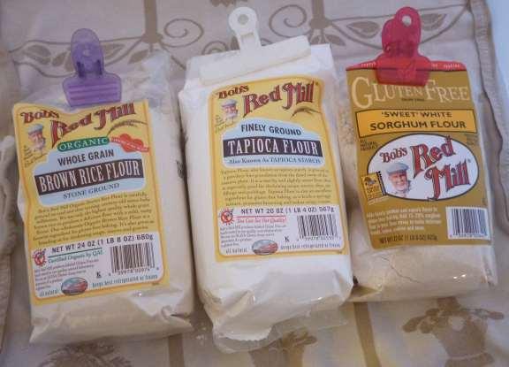 gluten free cake flour mix