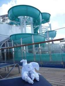 Carnival Liberty Lido Deck