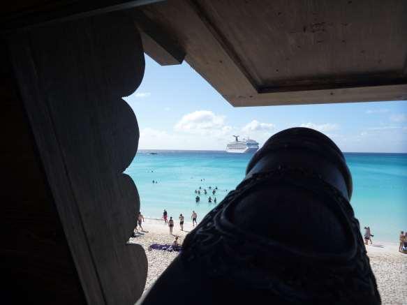 Half Moon Cay, Carnival Liberty cruise