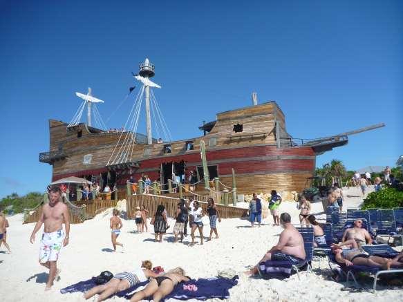 Half Moon Cay, Bahamas, Carnival Cruise