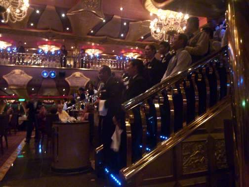 carnival liberty main dining room