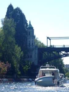 bridge at Montlake Cut