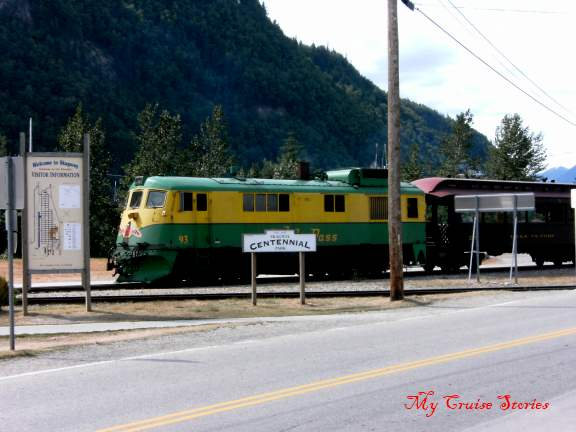 White Pass and Yukon Railway