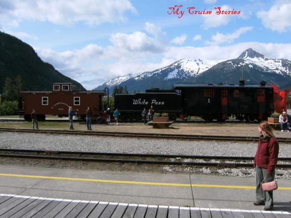 Skagway trains