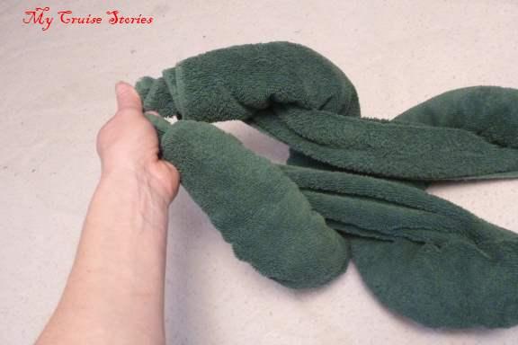 the fine art of towel animal folding