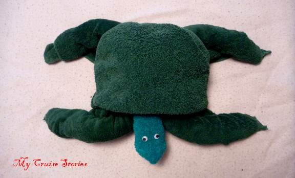 the art of towel origami