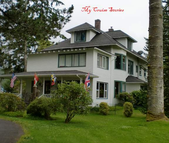 B\u0026B in Forks better known as Cullens\u0027 house & Taking a Twilight Tour in Forks Washington | Cruise Stories