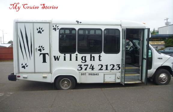 Twilight Tours by Team Forks