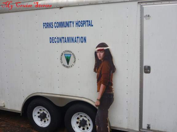 Bella at Fork's Hospital
