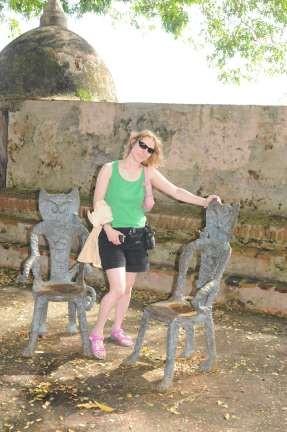 San Juan cat chairs