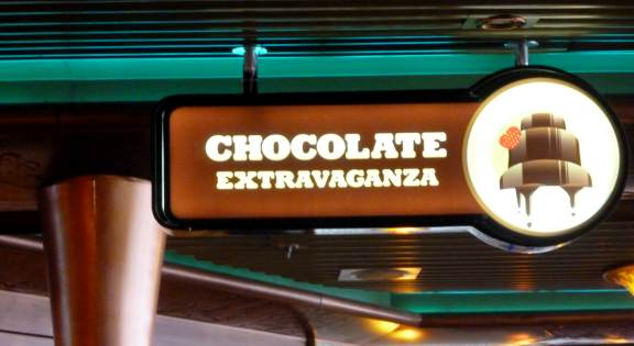 What happened to Carnival's Chocolate Buffet?