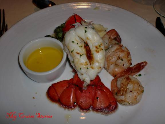 Dining On Carnival Liberty