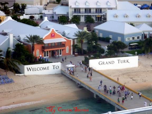 Grand Turk cruise ship port