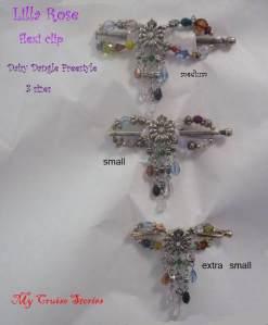 Lilla Rose flexi clips