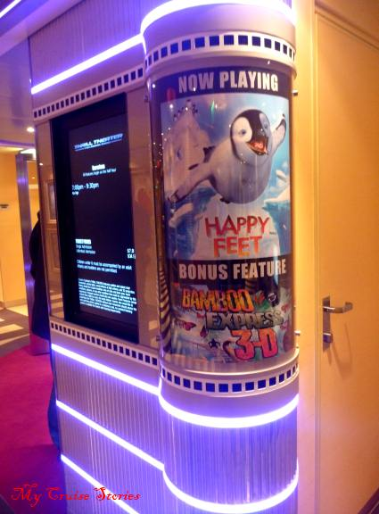 Carnival Breeze Thrill Theater Cruise Stories