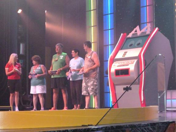 Hasbro the Game Show at Sea
