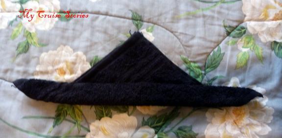 now it resembles a paper hat
