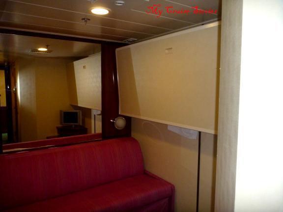 spare bedroom in haven villa suite