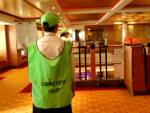 cruise ship safety drill