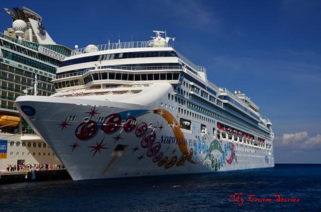 Norwegian Pearl cruise ship