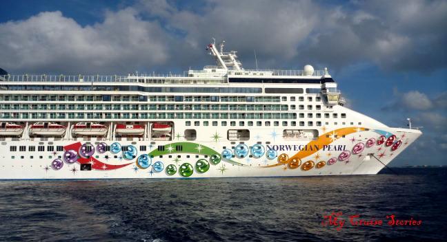 Cruise Ship Decor On The Norwegian Pearl Cruise Stories - Norwegian pearl cruise ship