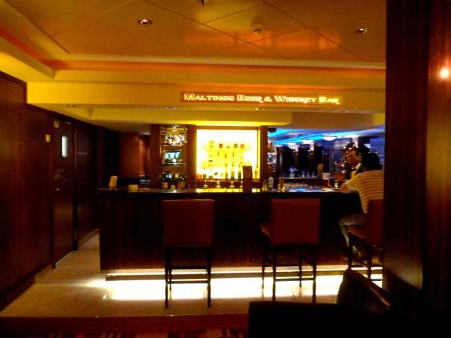 cruise ship bars