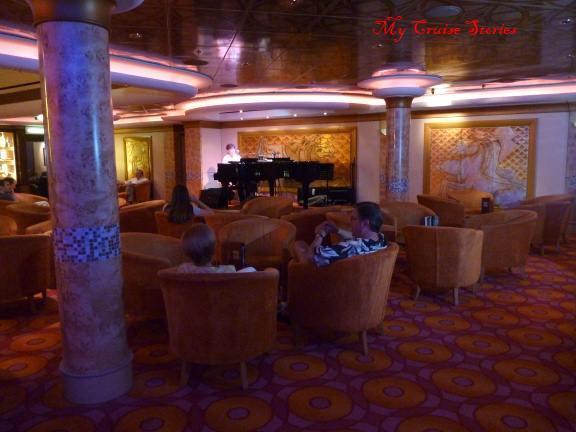 bar city on Norwegian Pearl