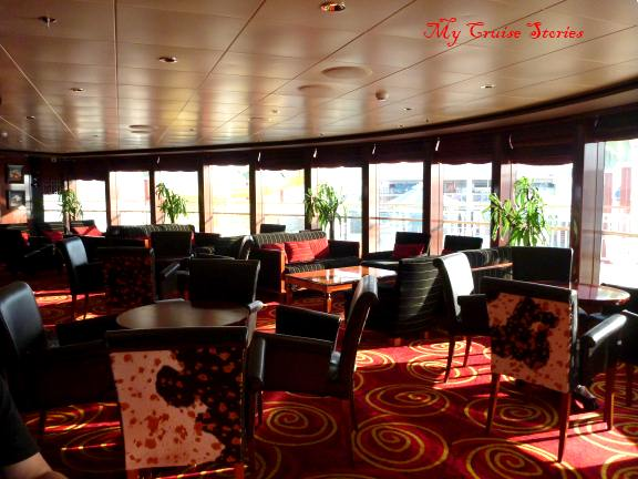 Star Bar on Norwegian Pearl