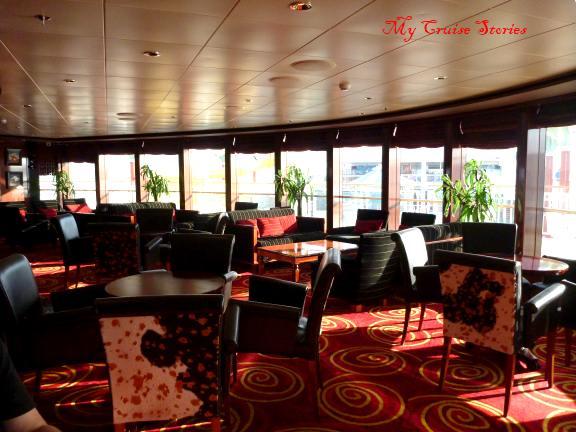 Star Bar on Norwegian Pearl