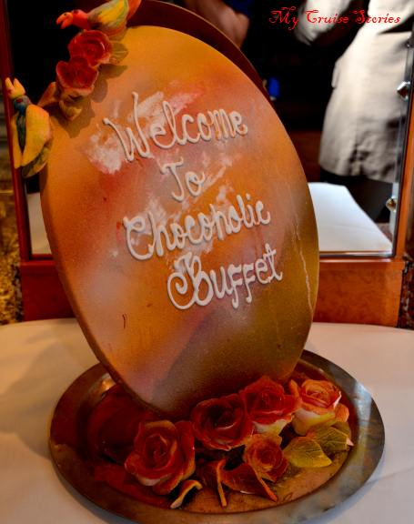 chocolatebuffet on Norwegian Pearl