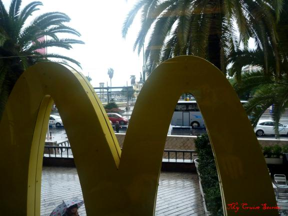 McDonalds in Europe offer free wi-fi