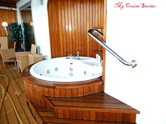 pethouse suite on Westerdam