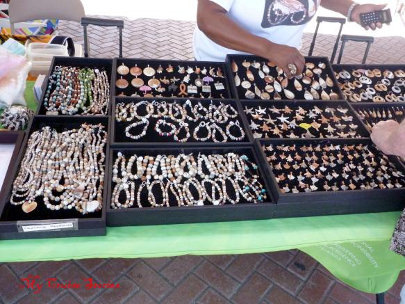 local crafts market in Georgetown Grand Cayman