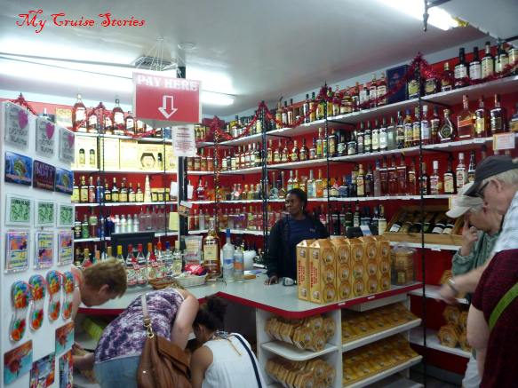 rumcake factory gift shop