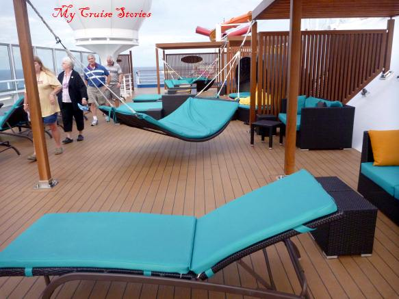 adults only area on cruise ship