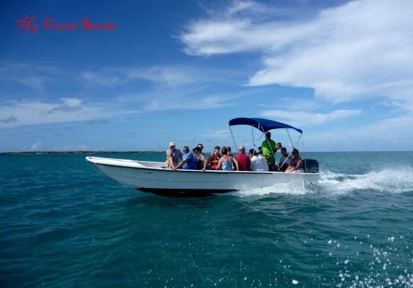 shore excursion transportation