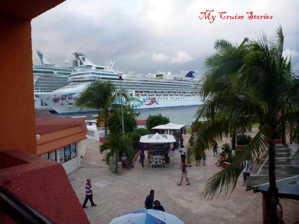 International Pier, Cozumel